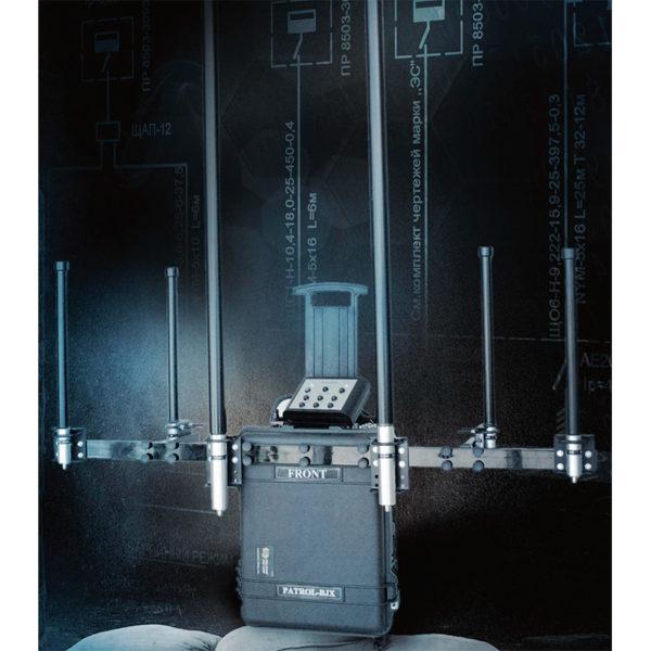 Генератор радиочастотных помех (джаммер) PATROL BJX 250