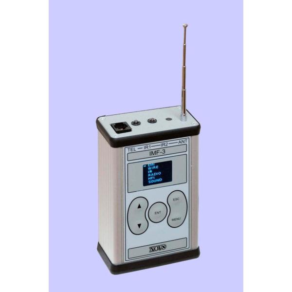 Имитатор сигналов ИМФ-3