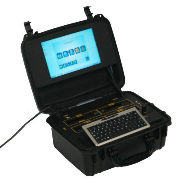 Переносная лаборатория ДатаКоп (DataCop)