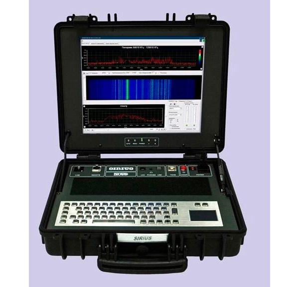 Программно-аппаратный комплекс для исследования сигналов в проводных линиях