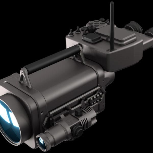 Цифровой бинокль FORTIS Digital 33X zoom